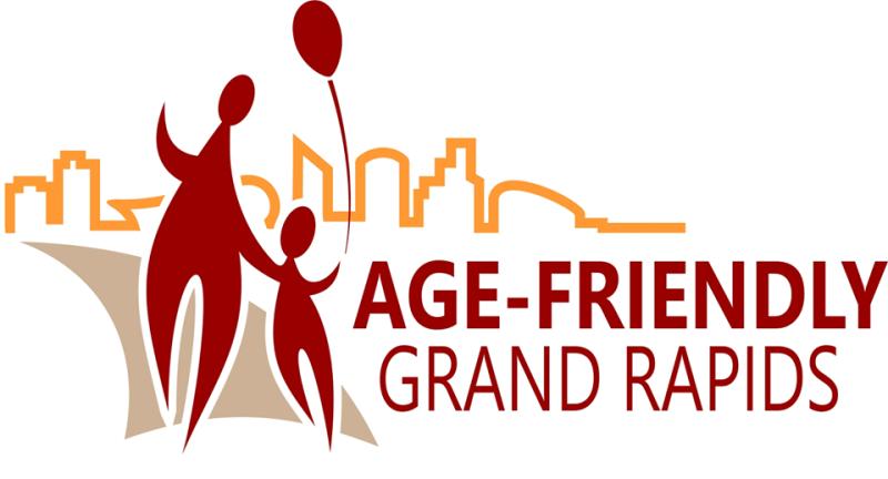 Grand Rapids Age Friendly logo