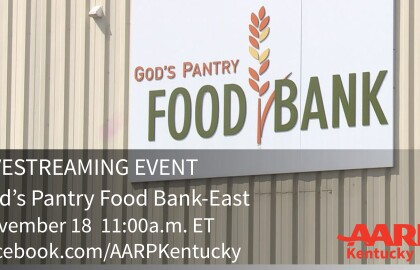 Fighting Food Insecurity During COVID-19 in East Kentucky