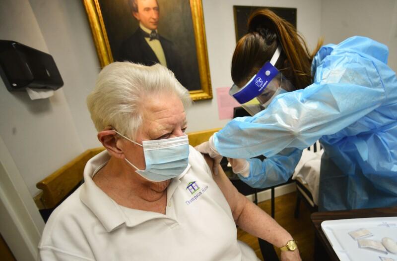 Virus Outbreak Vermont Vaccine
