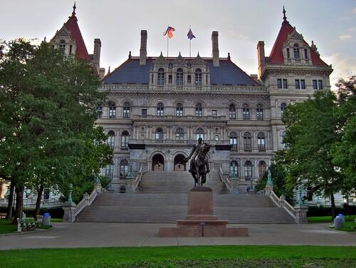 Albany Capitol Peter Dzintars
