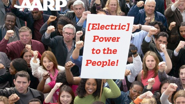 AARP works to fight to keep electric costs down
