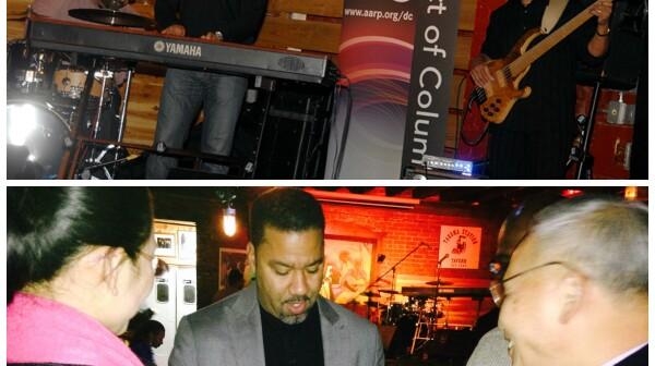 Marcus Johnson Local Member Event