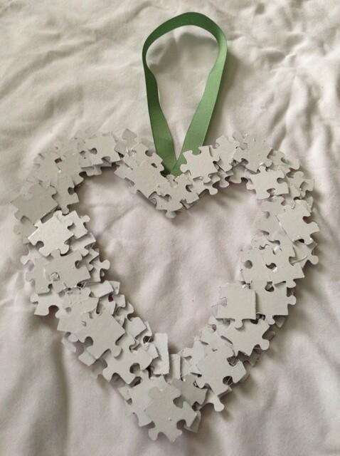 puzzle piece heart
