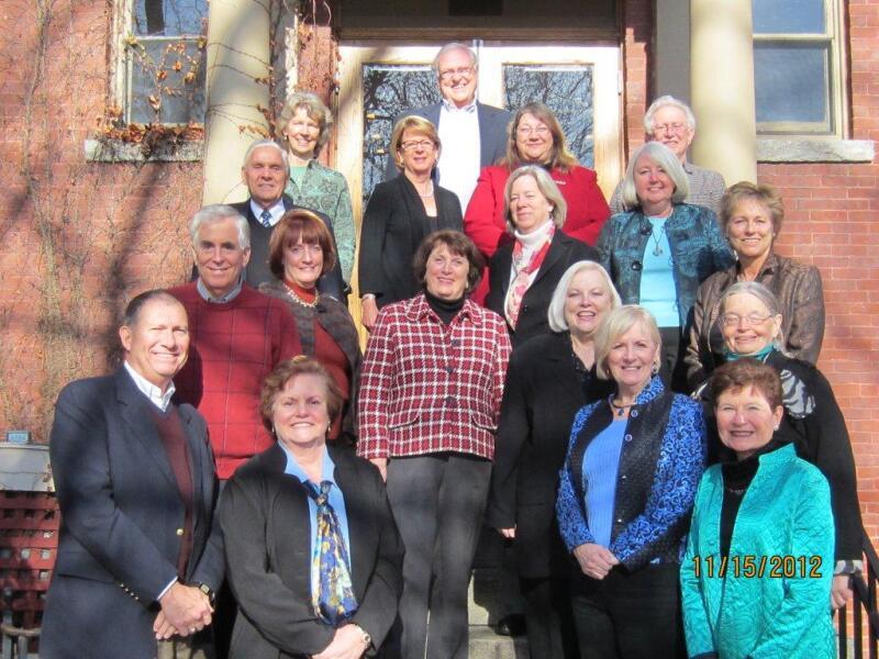 Senior Leadership 2012 photo 1