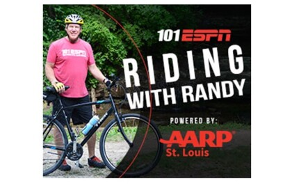 Riding with Randy