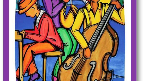 Official Jacksonville Jazz Festival poster