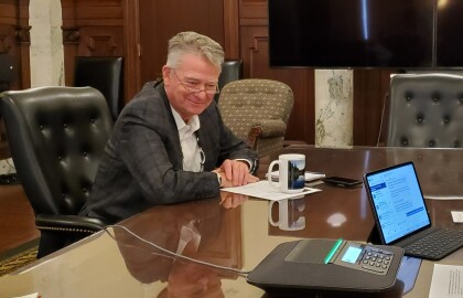 Telephone Town Halls Scheduled with Governor Little to Discuss Ongoing Coronavirus Pandemic…