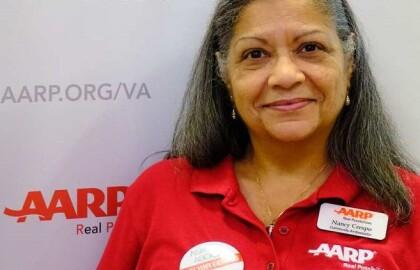 Award-Winning AARP Volunteer Nancy Crespo Values the Social Side of Volunteering