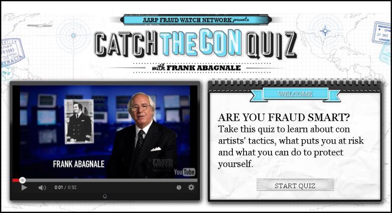 Beat the Con Quiz_screenshot