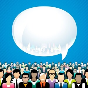 citizen input idea bubble small