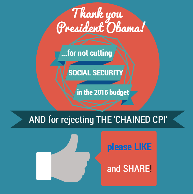 Obama rejects chained CPI_022014