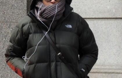 Consejos para mantenerse seguro durante las temperaturas de congelación