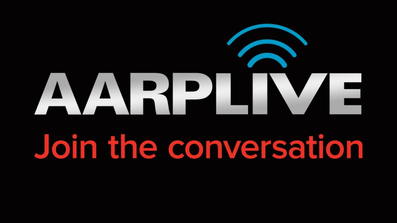 AARP Live - Join the Conversation