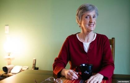 Caregiver Margaret Sweasy