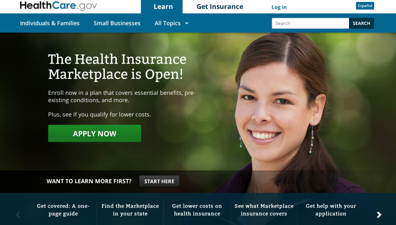 Michigan Health Insurance Marketplace logo
