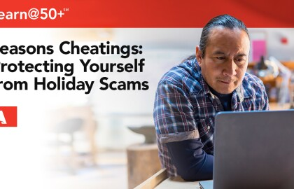 Scammers Come Out In Force During the Holidays
