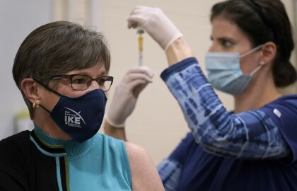 The COVID-19 Vaccine Distribution Plan in Kansas