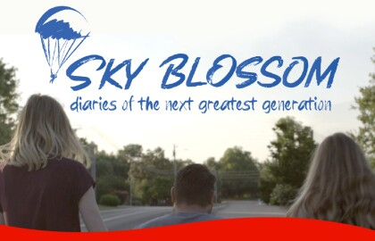Sky Blossom: Diaries of the Next Greatest Generation
