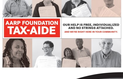 Volunteers Needed for Tax-Aide