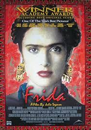 Frida Khalo movie poster