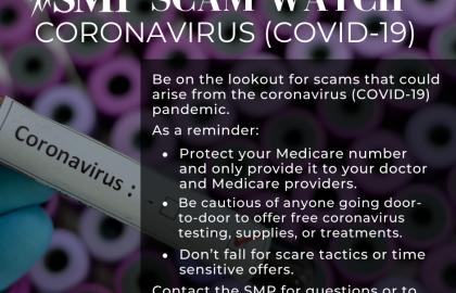 COVID-19 Consumer Tip Sheet