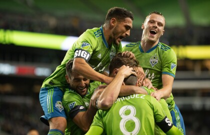 Cheer on Sounders Soccer At 'Age-Friendly' Game