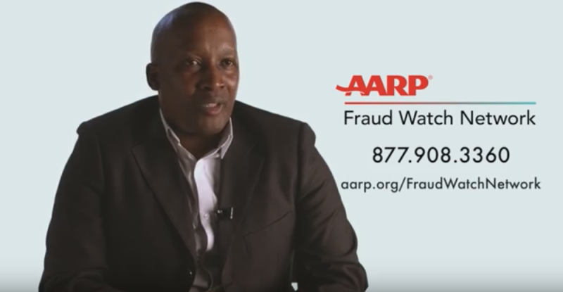Strat Maloma, FWN AARP CA., Ph number and website