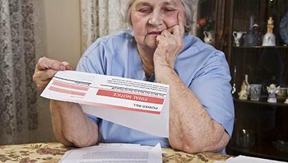 Senior Citizen and Finances