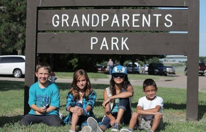 Wichita Neighborhood Receives AARP Grant to Improve Grandparents Park