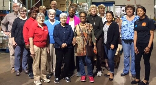 Fredericksburg Food Bank May 2019