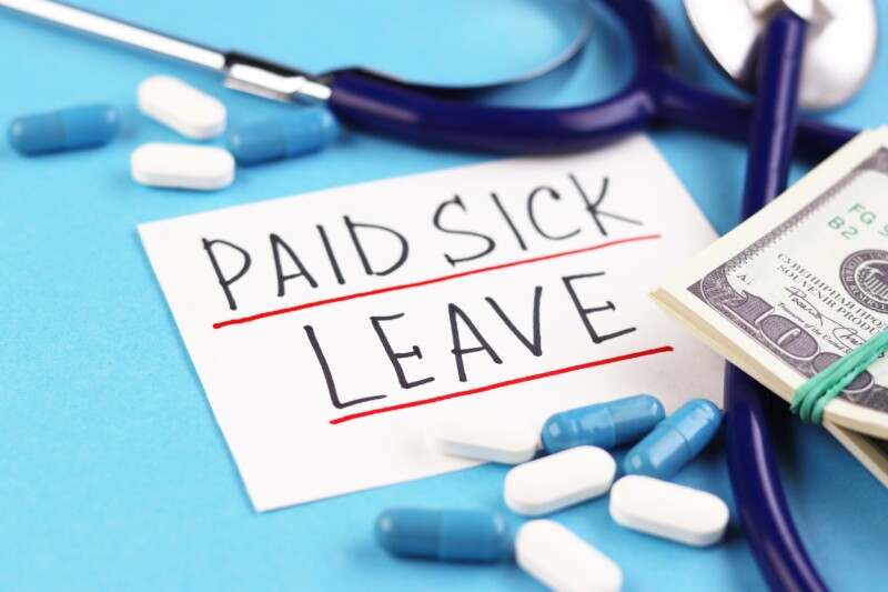New Mexico's new law, providing paid sick leave for all employees, goes into effect July 1.