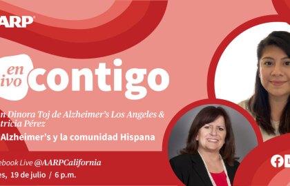 En Vivo Contigo: El Alzheimers y la Comunidad Hispana