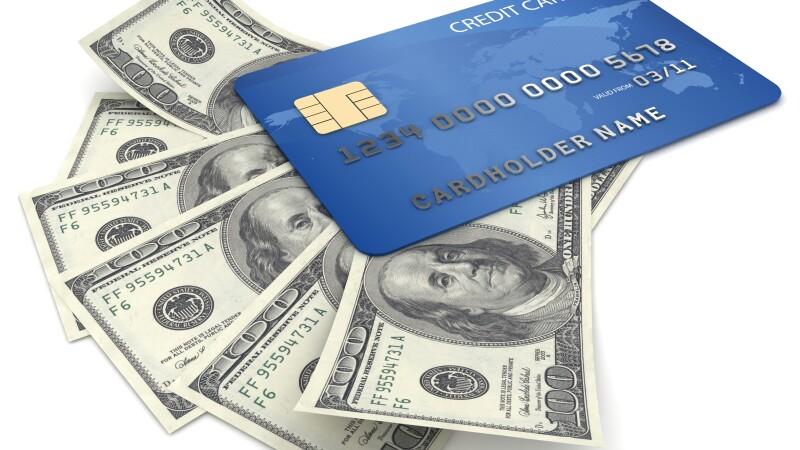 Credit card money