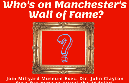 Let's Play the Millyard Museum Wall of Fame Game