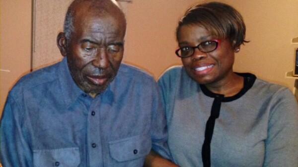 Maren and her Dad
