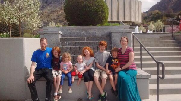 IAD family from Fair Credit Foundation