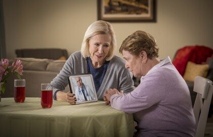 More Maryland Doctors, Patients Embracing Virtual Visits Amid COVID-19 Crisis