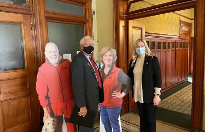 South Dakota 2021 Legislative Session: Week Eight Update