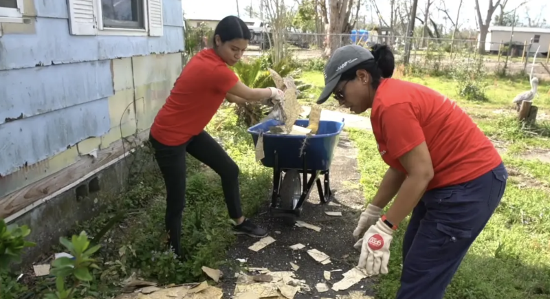 aarp florida panama city day of service