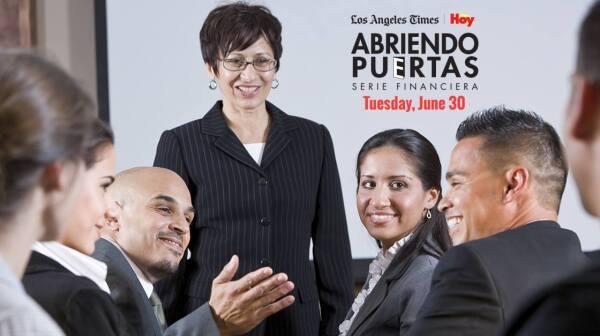 Photo of Latino Entrepreneurs