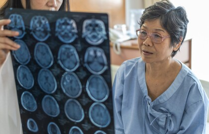 AARP and the Women's Alzheimer's Movement Unveil Groundbreaking Report on the Status of Women and Alzheimer's, Dementia and Brain Health