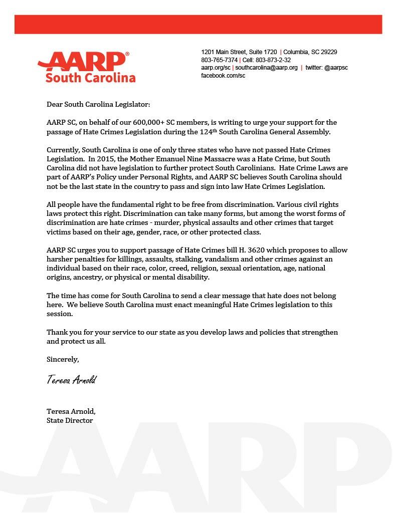 AARP SC letter to SC Legislators in support of Hate Crimes law1024_1.jpg