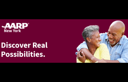 Discover Real Possibilities with AARPNY - Radio Show with 108SoulNY