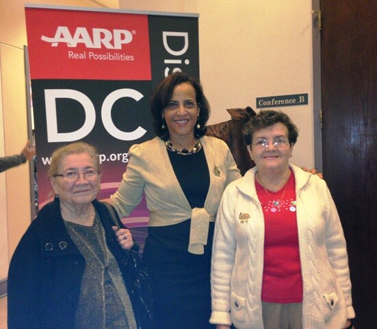 AARP Volunteers
