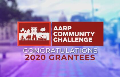AARP awards community grants to three New Jersey organizations as part of record-breaking year for nationwide program