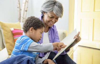 Help a Child Read, Become an AARP Foundation Experience Corps Tutor