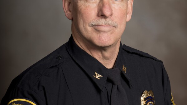 Kevin L Foust, Chief of Police & Director of Security.