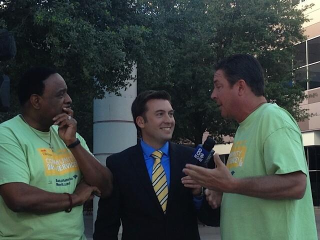 JB and Dan Marino talk to 8 News Now
