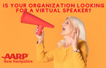 Is Your Organization Looking for a Virtual Speaker?