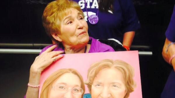 Joan and Charity